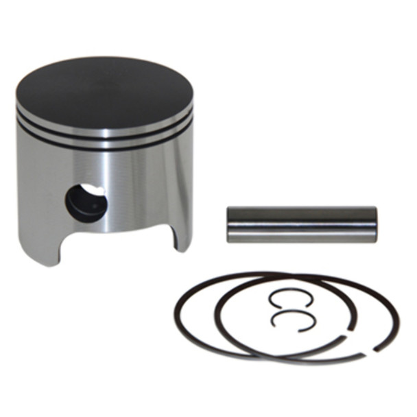 Wiseco Piston Kit .020, Yamaha 2 Cyl 55HP, 3 Cyl 75-90HP, Bore Size 3.248