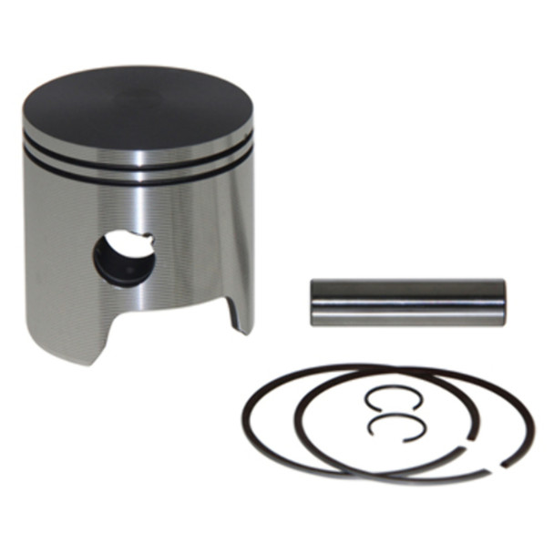 Wiseco Piston Kit .020, Yamaha 3 Cyl 40-50HP, Bore Size 2.658