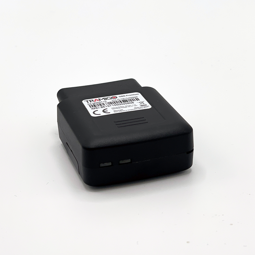 Tramigo OBD premium - Vehicle diagnostics and GPS tracking - plug & play