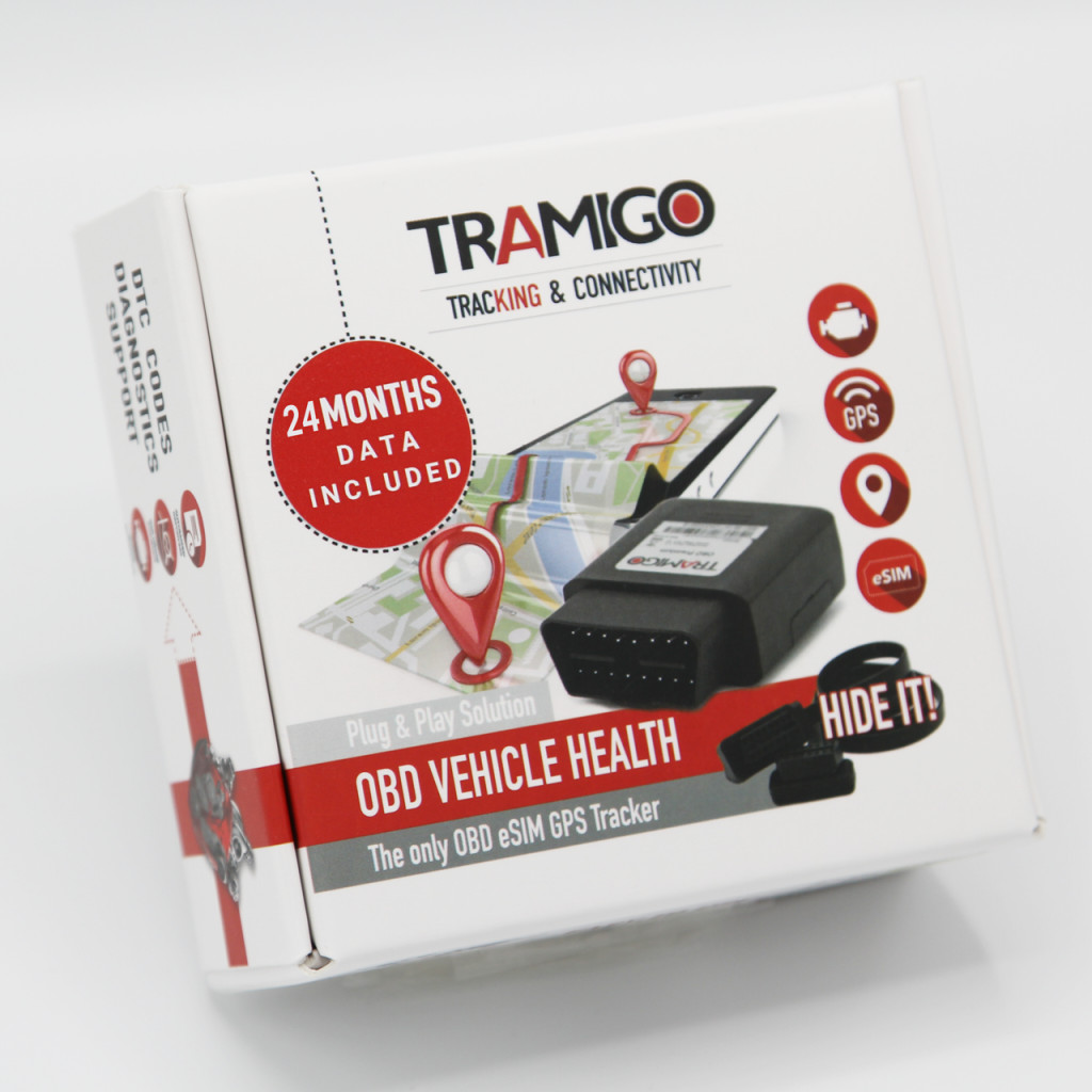 Tramigo OBD premium sales package -24 months subscription