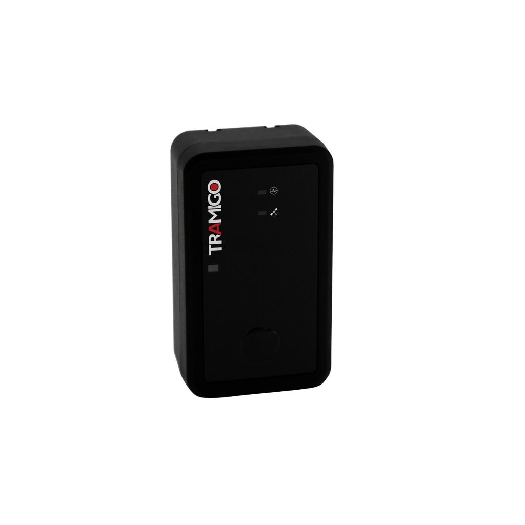 Tramigo IQL Asste tracker  is waterproofed GPS aset tracker with wireless charging
