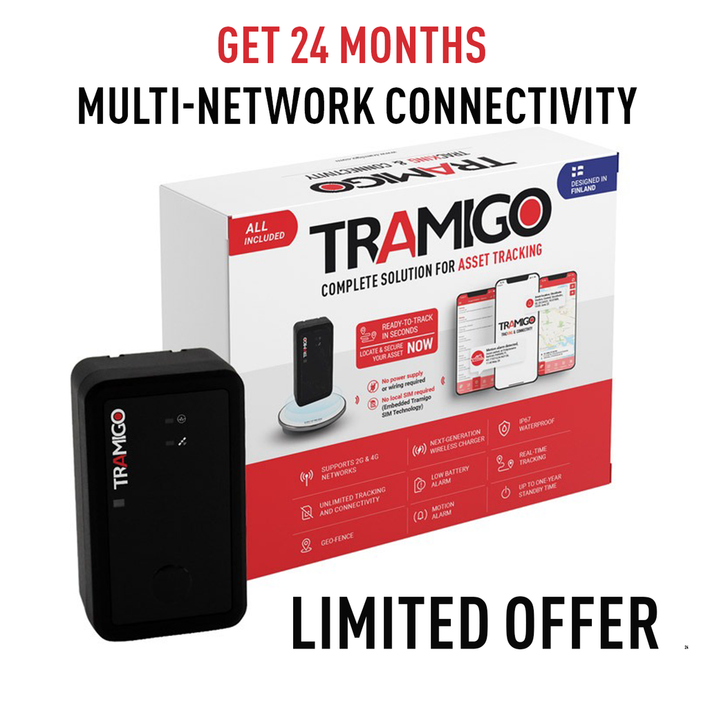 Limited offer  get 24 months of multinetwork connectivity & free shipping!