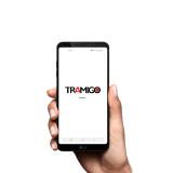 The Tramigo IQL 4G Asset Tracker comes with free access to a user-friendly TramigoApp mobile phone app