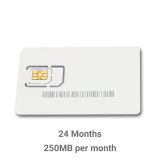 IoT EU28+  250 Mb per month for 2 Years