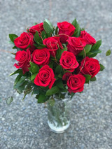 12 Roses with seasonal foliages.