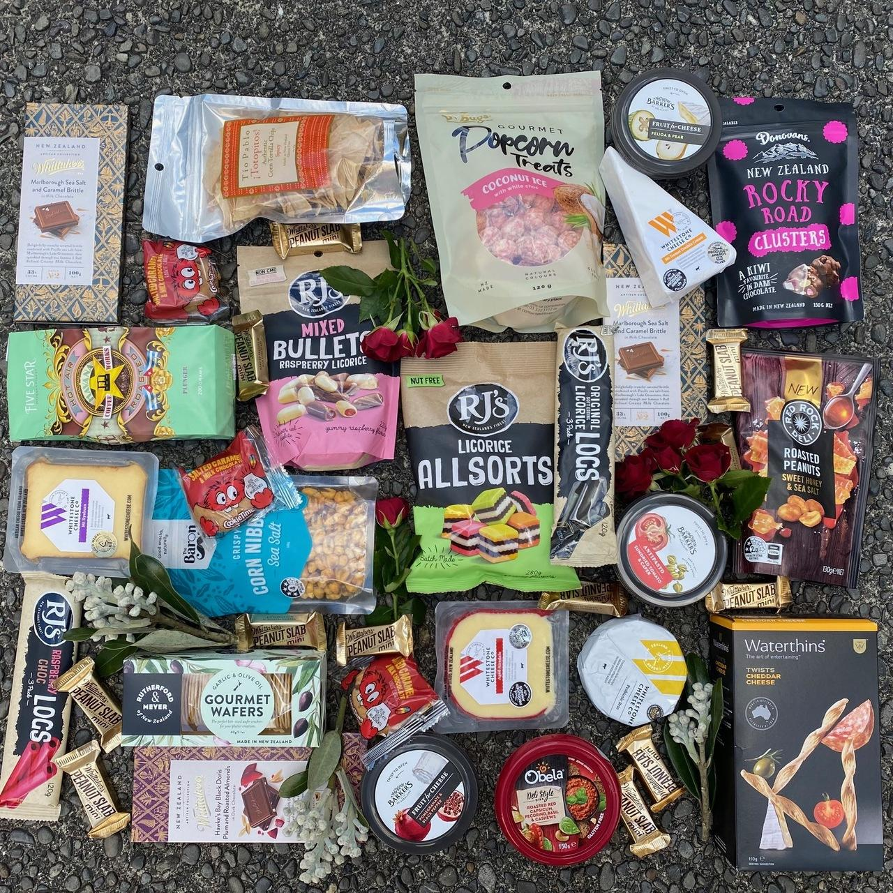 The Woburn gift box