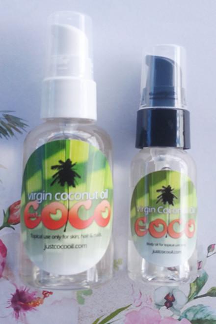 Original Virgin Coconut Body Oil