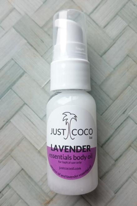Essential Body Oils