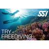 Freediving - Ocean