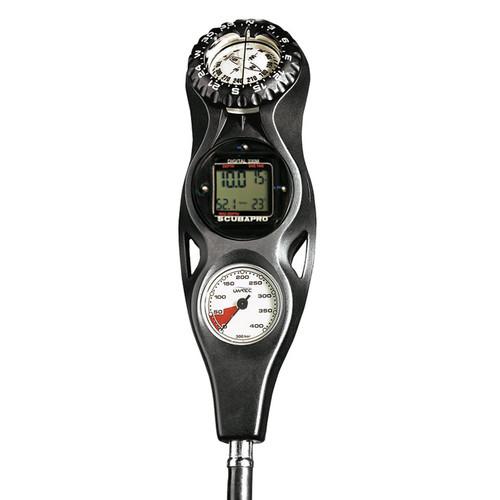 Scubapro Digital 330m Triple Console SPG and Compass