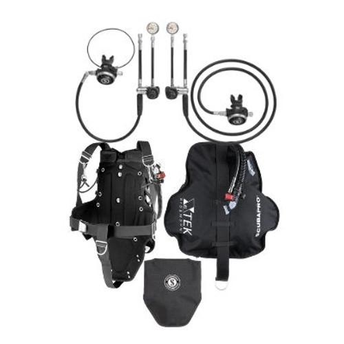 Sidemount Regulator Kit with FREE Sidemount System