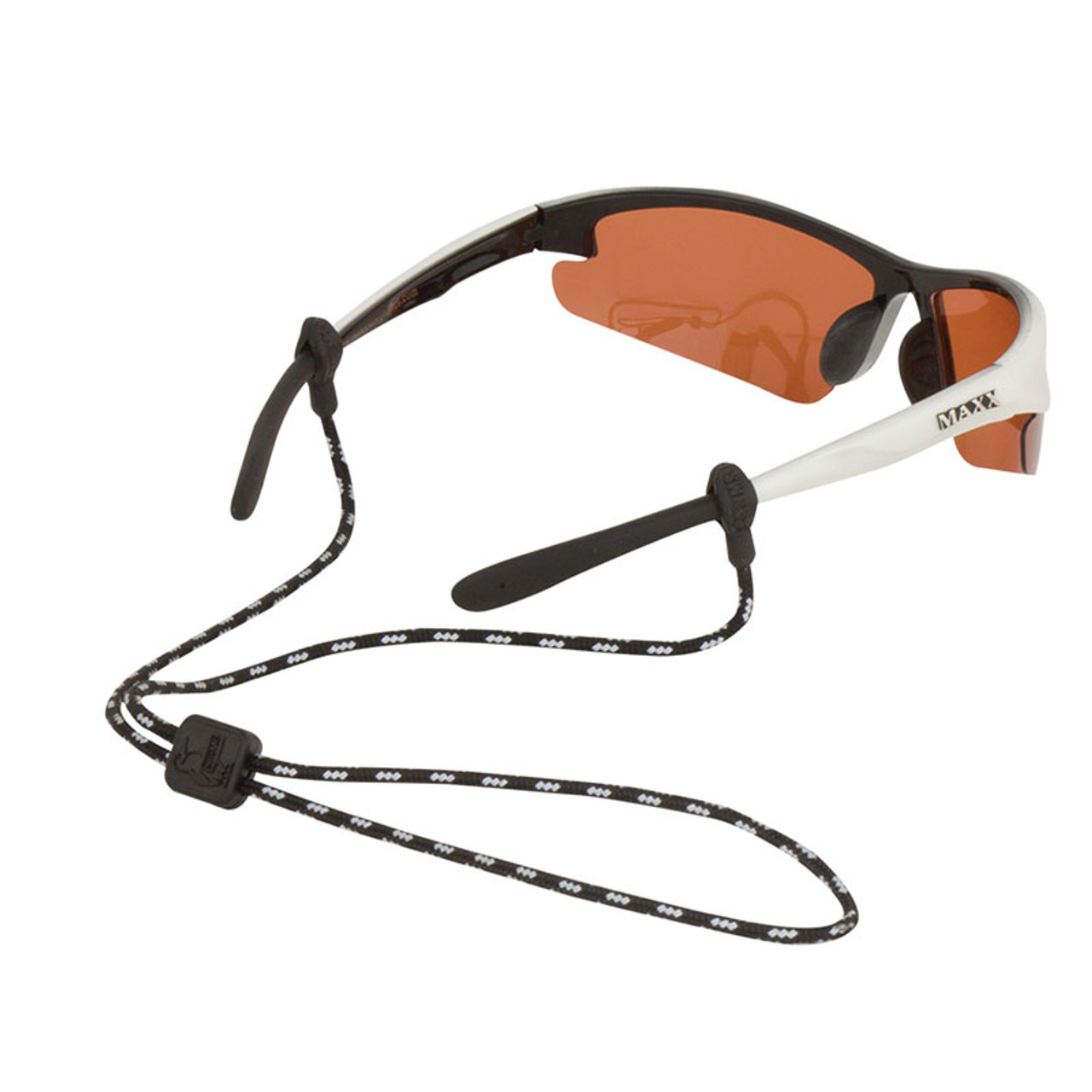 Chums 5mm Universal Fit Rope Eyewear Retainer Red