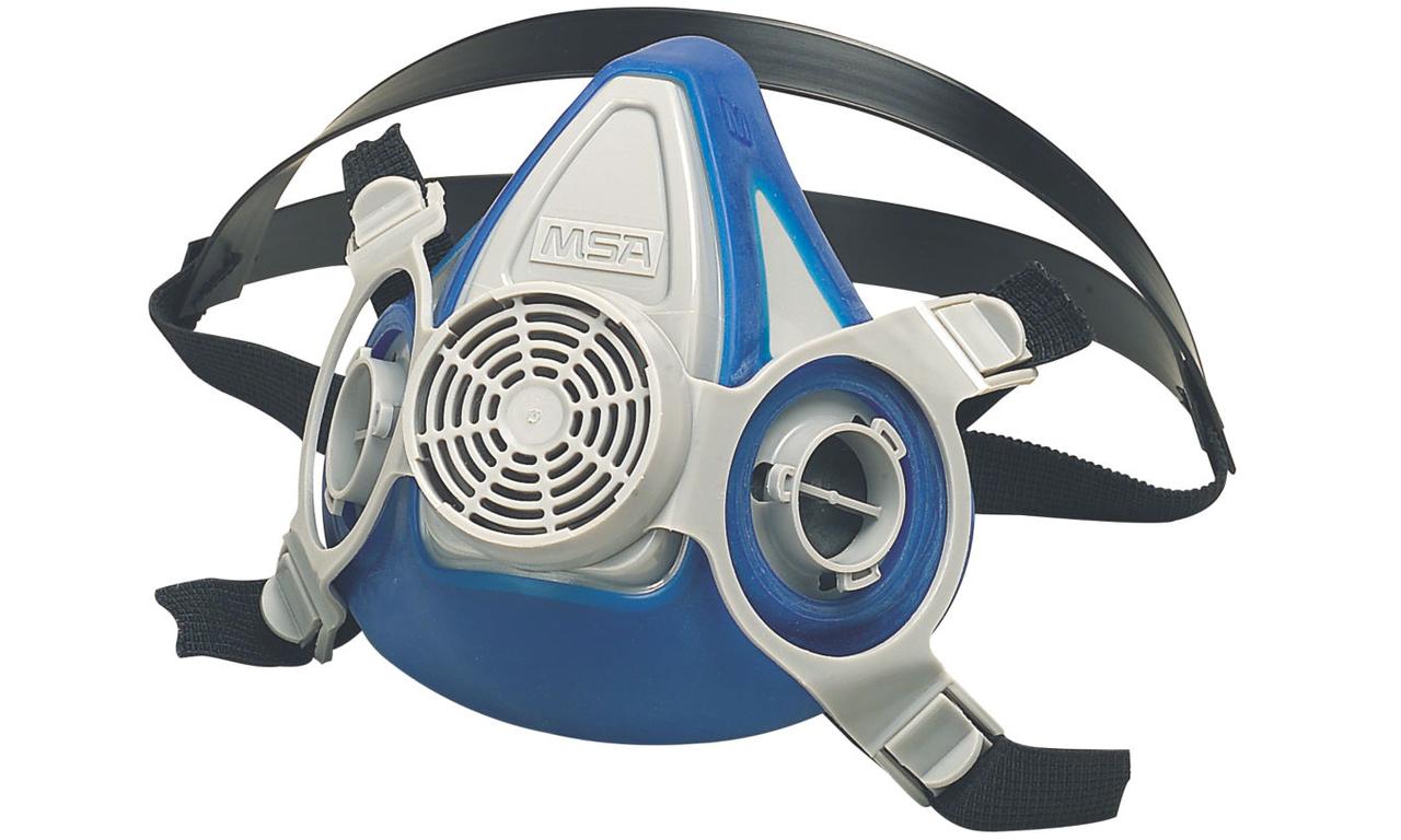 msa respirator mask p100