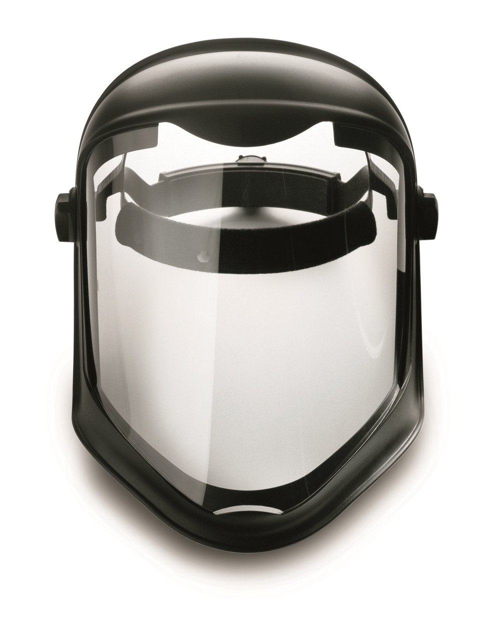 Bionic Face Shield PVC Face Screen+1.5mm Bionic Face Shield PC Material