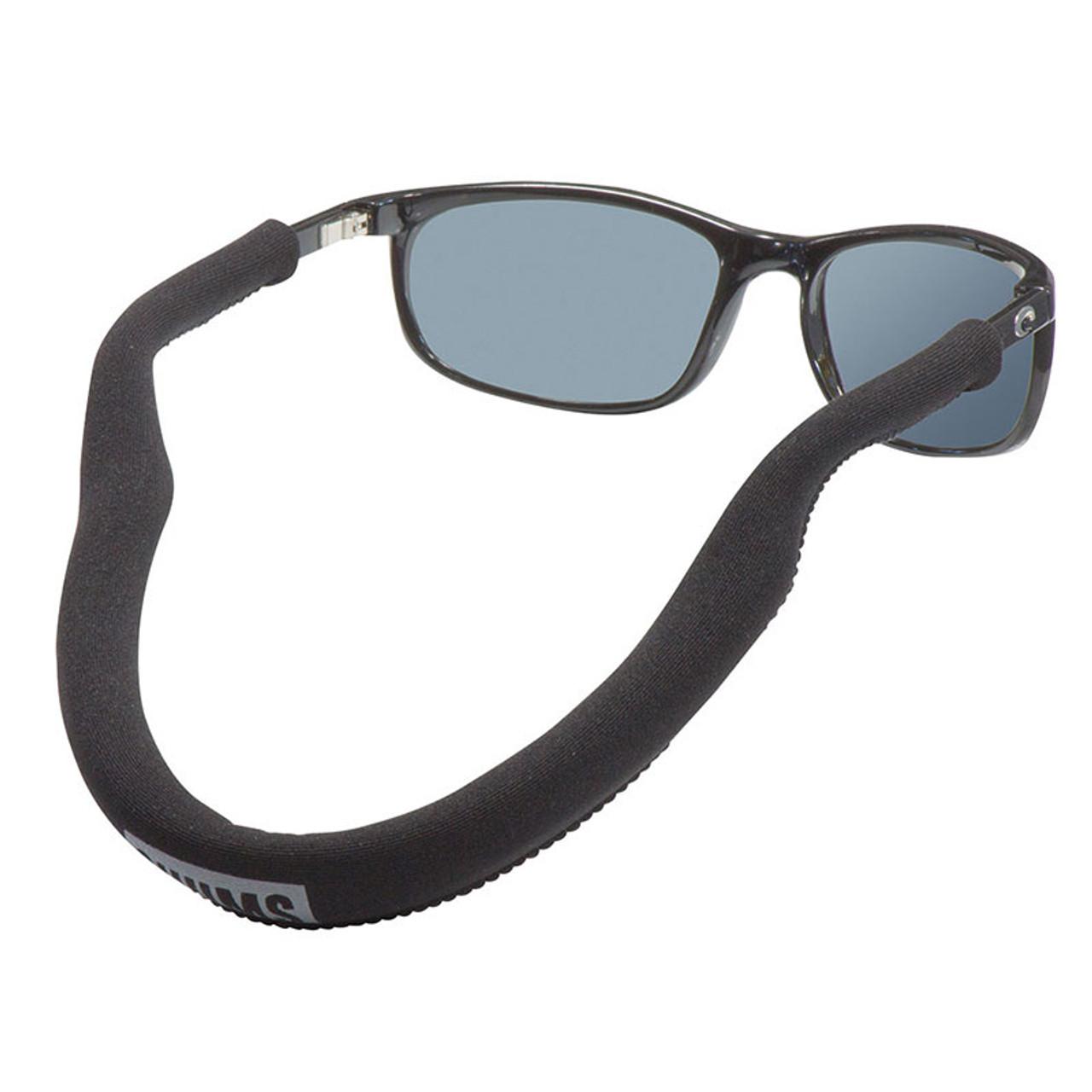 Chums Original Cotton Eyewear Retainer Large End Black Sold Individually