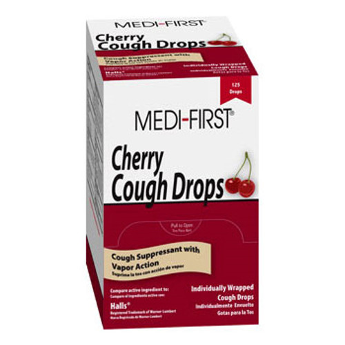 Prostat First Aid 2106 Cherry Cough Drops - 125/Box. Shop Now!