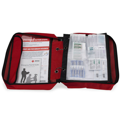 First Aid Only 9162-RC American Red Cross Deluxe Family First Aid Kit. Shop now!