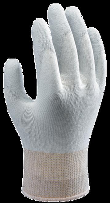 SHOWA AO520 Static-Dissipative Polyurethane Palm Coating Gloves. Shop Now!