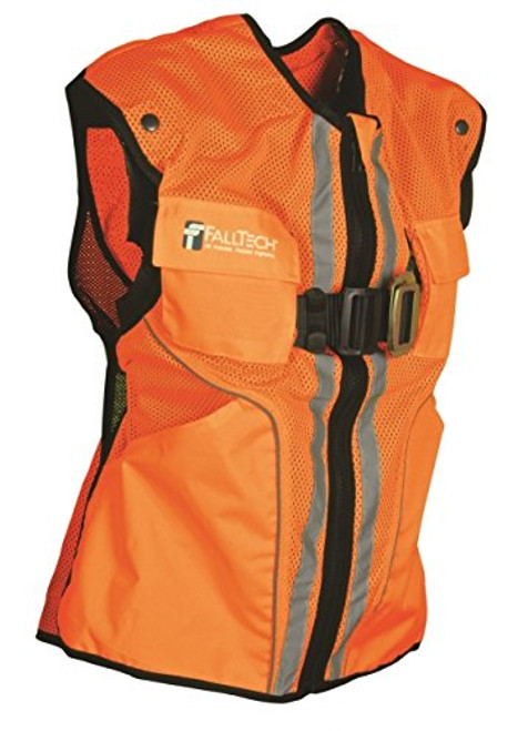 Falltech 5056SM Safety Vest, Orange S/M. Shop Now!