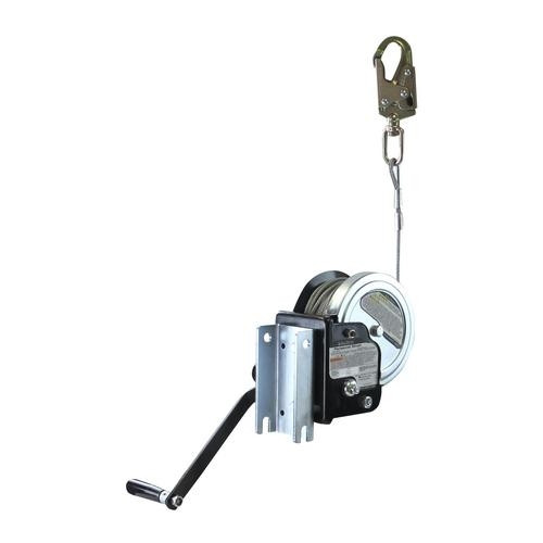 FallTech 7298 120' Personnel Winch, Galvanized Steel for Confined Space. Shop Now!