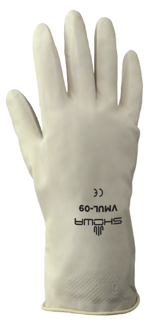 Showa Unlined Natural Rubber Value Master Glove. Shop Now!