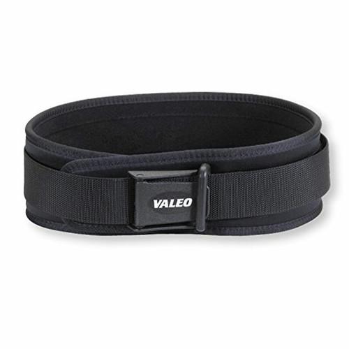 """Valeo VCL6 Competition 6"""" Classic Lift Belt Black. Shop Now!"""