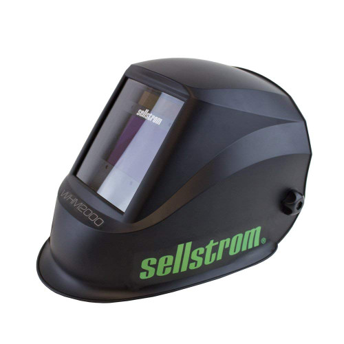 Sellstrom S26200 Advantage Plus Series Auto Darkening Helmet. Shop Now!