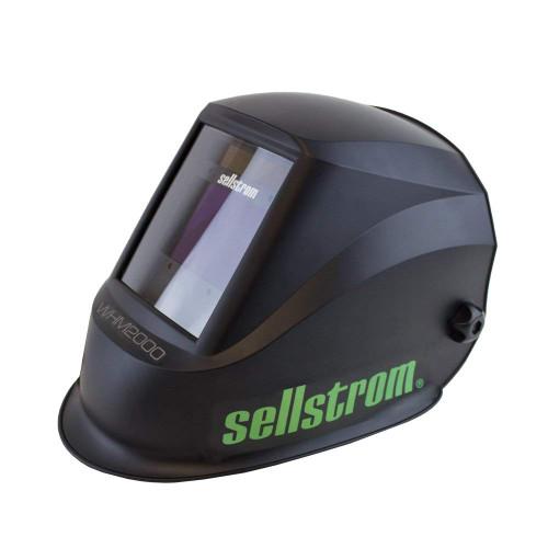 Sellstrom S26200 Advantage Plus Series Auto Darkening Helmet. Shop Now!