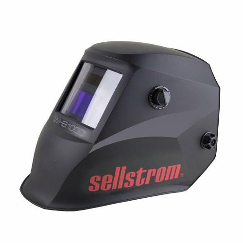 Sellstrom S26100 Advantage Series Auto Darkening Helmet. Shop Now!
