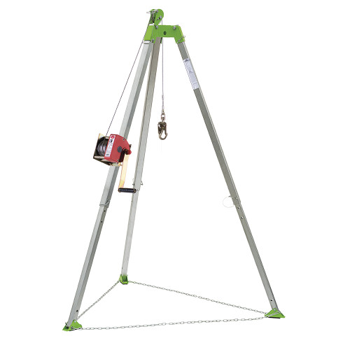 Sellstrom V85025 Confined Space Kit: Tripod, 65' (20 m) Man Winch and Bag. Shop Now!