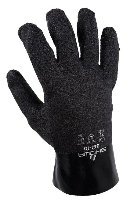 Showa 361-10 Neo Hyde PVC Coated Chemical Resistant Gloves. Shop now!