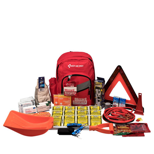 First Aid Only 91057 2 Person Emergency Preparedness Blizzard Backpack. Shop Now!