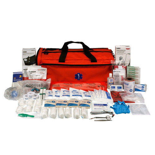 First Aid Only 90649 First Responder Kit, Extra Large In Duffle Bag. Shop Now!