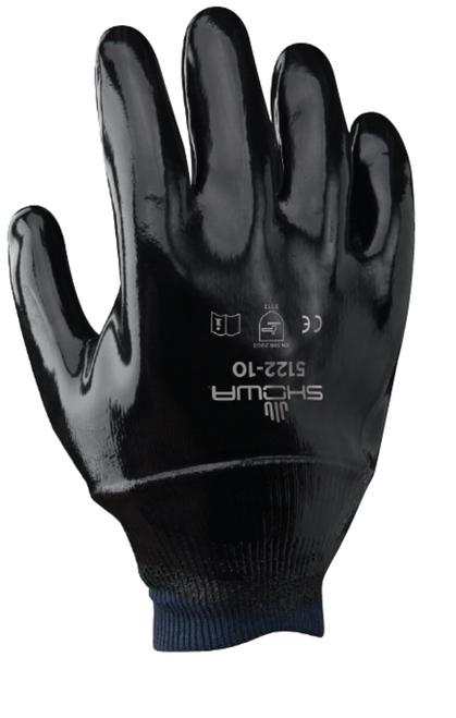 Showa 5122-10 Neoprene Coated Cut Resistant Gloves. Shop now!