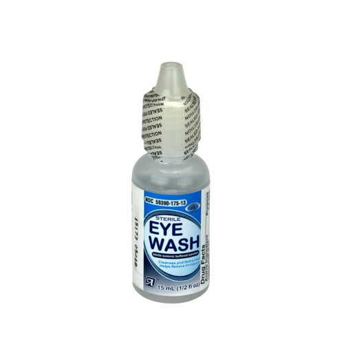 First Aid Only 7-300 Eye Wash, 15mL Bottle. Shop Now!