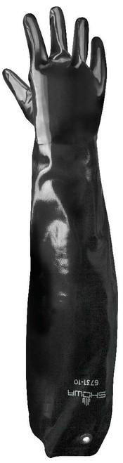 Showa 6731-10 Shoulder Length Neoprene Chemical Resistant Gloves. Shop now!