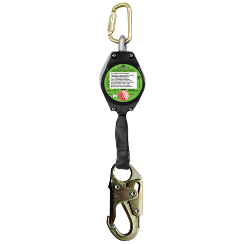 Sellstrom V845523006LE SRL with Webbing, Snap Hook. Shop Now!