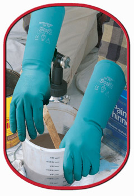 Showa 747 Nitri Solve Cut Resistant Gloves. Shop now!