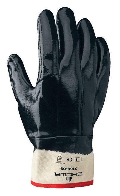 Showa 7166-10 NitriPro General Purpose Nitrile Coated Gloves. Shop now!