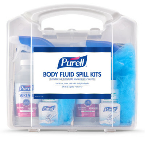 Gojo PURELL Body Fluid Spill Kit. Shop now!