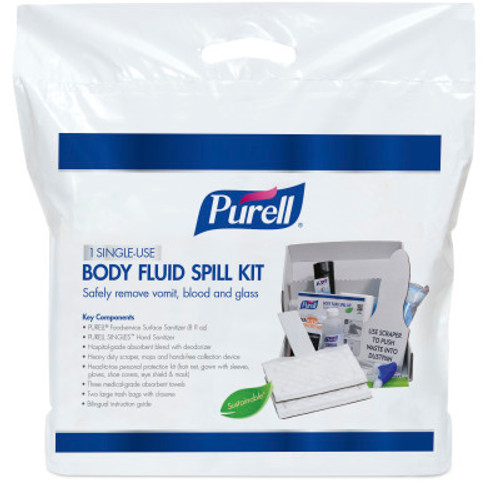 Gojo PURELL Body Fluid Spill Kit - Single Use. Shop now!