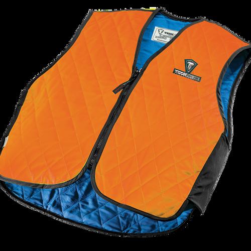 TechNiche Evaporative Cooling Vest - Sport Hi-Viz Orange Fire Retardant. Shop Now!