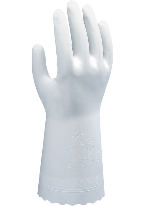 Showa BO700 WHITE PVC GLOVES TODAY AND SAVE!