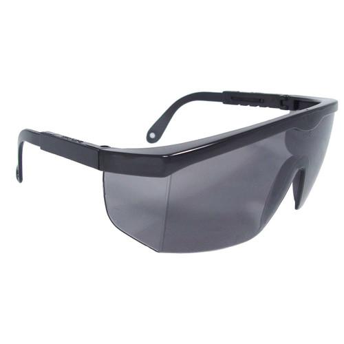 Radians Shark Safety Eyewear (Smoke Anti-Fog Lens, Black Frame). Shop now!