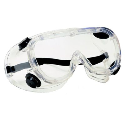 Bouton 441 Clear Basic Indirect Vent Safety Goggles