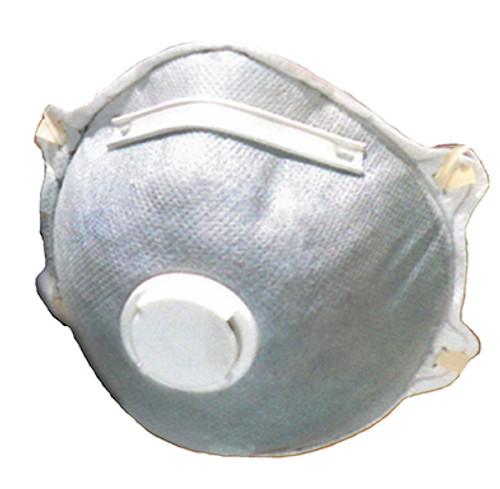SAS Safety 8712 N95 Valved Active Carbon Particulate Respirator. Shop now!