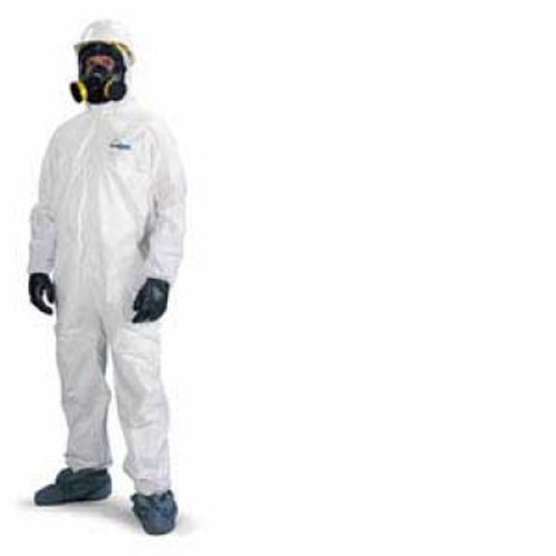 SMS Disposable Coveralls - 25 EACH, Elastic Wrists and Ankles. Shop Now!