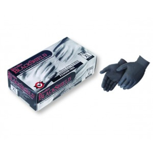 Buy Black Nitrile Disposable Gloves Powdered Free Today. Shop Now!