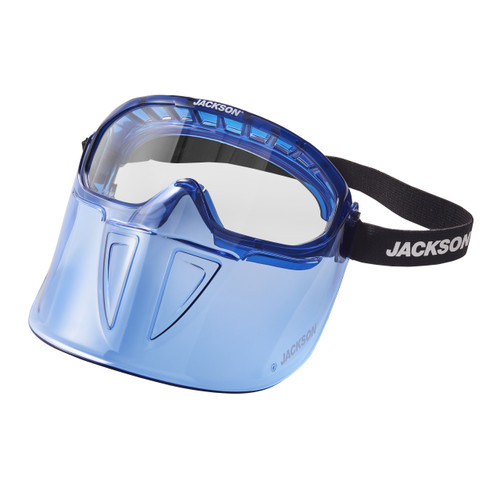 Buy Jackson 21000 GPL500 Premium Goggle with Detachable Face Shield and Save!