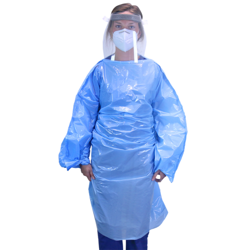 Hexarmor Disposable ANSI/AAMI PB70 Level 3 Isolation Gown - 50/Case. Shop Now!